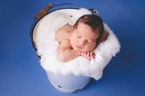 focení novorozenců - Rodinný fotoateliér v Kolíně