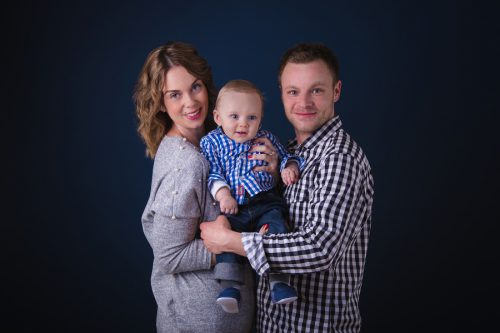 rodinné focení s dětmi - Rodinný fotoateliér v Kolíně