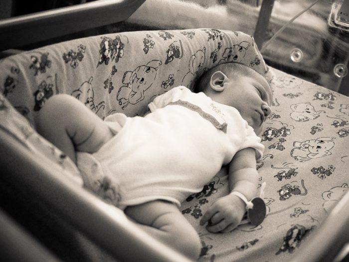 focení v porodnici - Rodinný fotoateliér v Kolíně