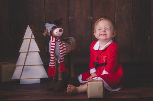 vánoční focení - Rodinný fotoateliér v Kolíně