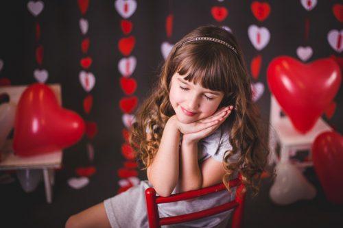 valentýnské focení - Rodinný fotoateliér v Kolíně
