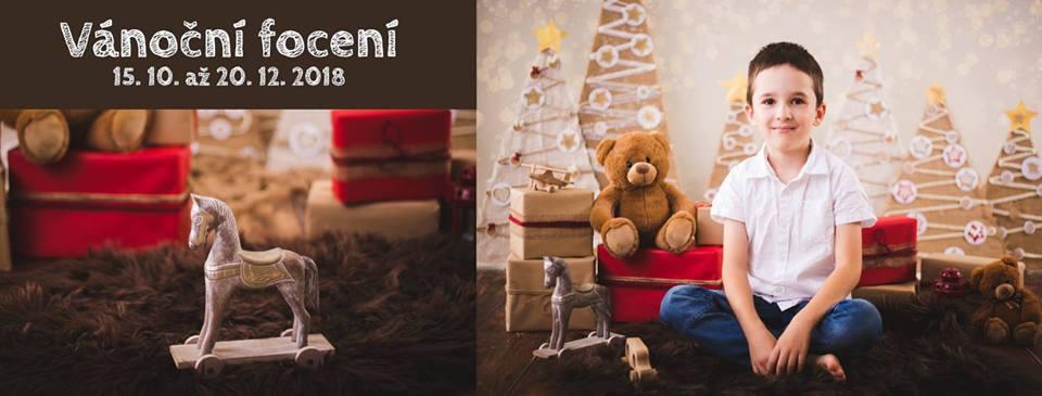 vánoční focení 2018