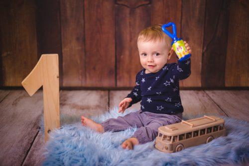 narozeninové focení s dětmi - Rodinný fotoateliér v Kolíně
