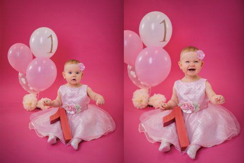 narozeninové focení - Rodinný fotoateliér v Kolíně